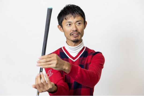 「WEB講座・ゴルフスイング物理学」の小澤康祐氏