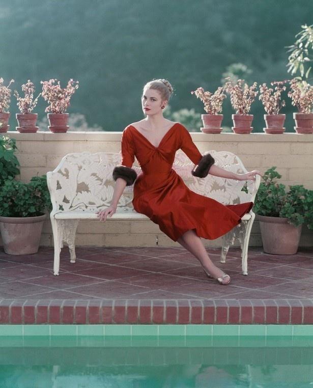 オスカー女優からモナコのプリンセスへと、華麗なる転身を遂げたグレース・ケリー。その知られざる姿を見ることができる