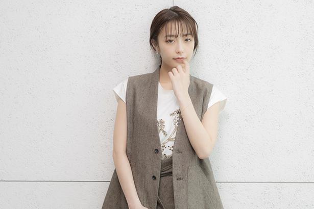 【写真を見る】宇垣美里がお姫様みたいな気持ちになる瞬間とは?