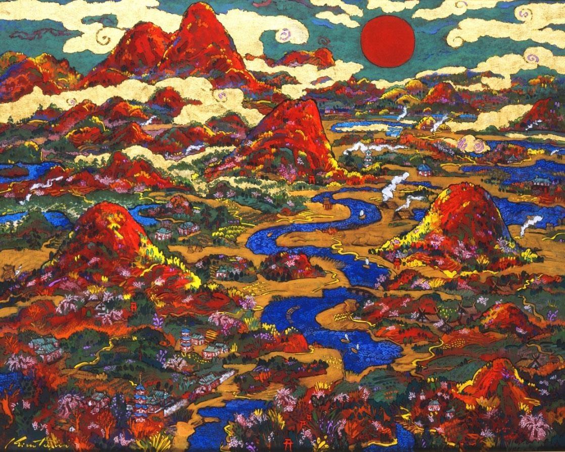 古代と現代の大和の風景を楽しめる、奈良県明日香村で「万葉集と大和の風景~入江泰吉が追い求めた万葉の息吹~」開催