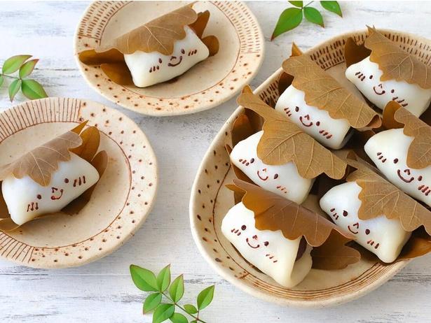 初めての和菓子作りにもおすすめ。子供と一緒におうち時間を楽しめる!