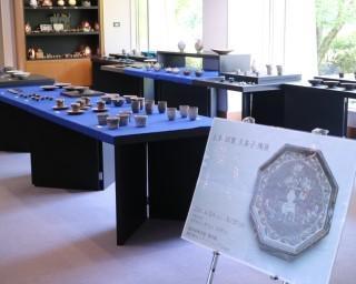 越前焼の人気作家による個展、福井県丹生郡越前町で「土本 訓寛 久美子 陶展」が開催中