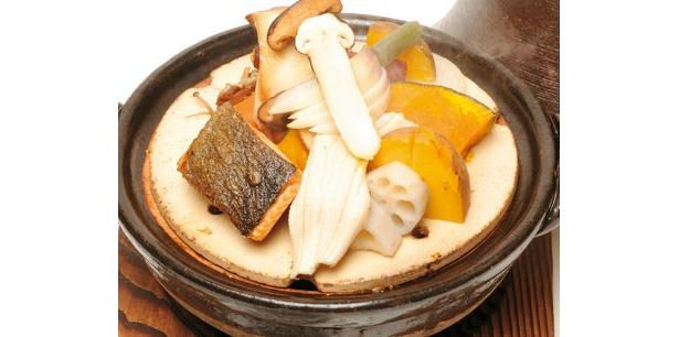 産直のお魚タジン(農家の台所 くにたちファーム)