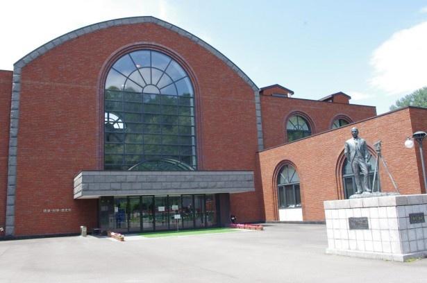 小樽市総合博物館本館、外観