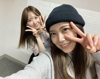 NMB48白間美瑠×杉浦琴音「苦手なものほど、いっぱい成長できる気がする」