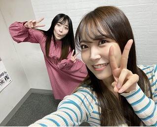 NMB48白間美瑠×石塚朱莉「メンバーの気合、やる気を高めるような背中を見せる」