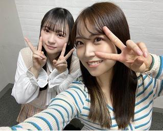 NMB48白間美瑠×佐月愛果「先輩との差を埋めるのは汗の量とガムシャラ感」