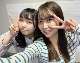 NMB48白間美瑠×泉綾乃「モヤモヤしたときは運動。汗をかいたらポジティブになれる」