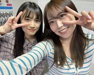 NMB48白間美瑠×中川美音「1期生という濃いメンバーがいなくなるからこそ新たなNMB48に」