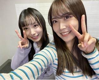 NMB48白間美瑠×梅山恋和「強さと覚悟を持ったら最強のセンターになれる」