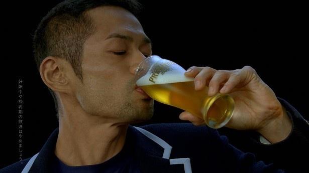 毎晩の晩酌にかかさないほどの大のビール好き