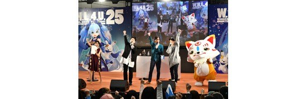 自ら演じる刀剣男士のフィギュア化にキャスト陣も大感激!刀剣乱舞-ONLINE-ステージ【ワンフェス2017 冬】