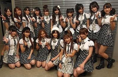 第3週を担当するAKB48のチームAのメンバー。彼女たちの私物がオークションで手に入るかも!? 夢のような企画に参加しよう