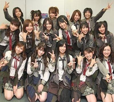 第2週を担当するAKB48のチームK