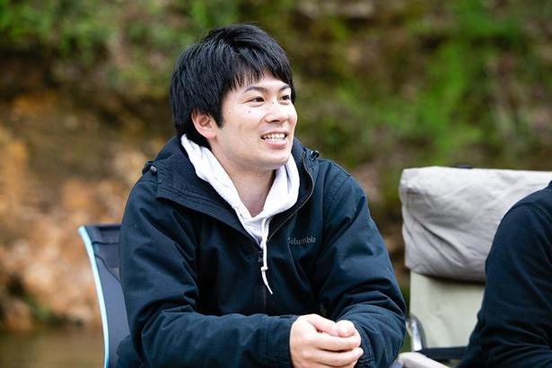 ホームセンターバロー浜松浜北店に勤務する小林さん。バローでNo.1のさわやかボーイ!