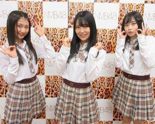 NMB48・石塚朱莉&塩月希依音が卒業発表した白間美瑠を語る!石塚「美瑠ちゃんに何度も救われた」(前編)