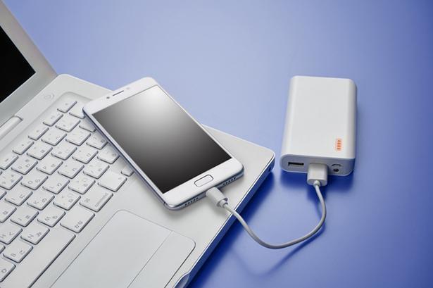 電池切れ!という時にもモバイルバッテリーがあれば安心