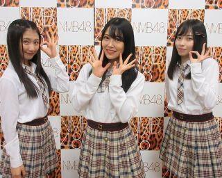 NMB48・石塚朱莉&塩月希依音が卒業発表した白間美瑠を語る!塩月「美瑠さんを送り出す気持ちで踊りたい」(後編)