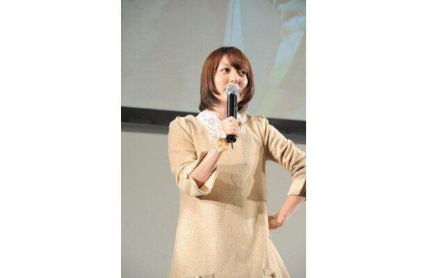 """花澤香菜の「わたしが""""文学少女""""だー!!」という叫びで、イベントは幕を閉じた"""