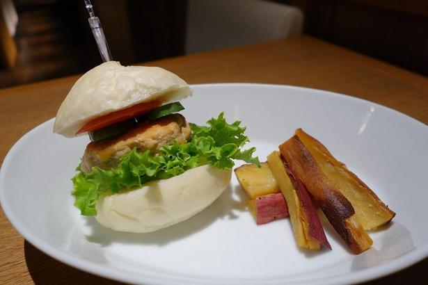 「ワンバーガー」660円