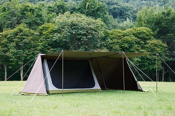 tent-Mark DESIGNS 炎幕フロンティア(5万6980円)