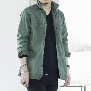 【恒例1万円コーデ講座】ユニクロ史上、屈指のミリタリーシャツはこれだ!