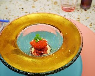 W大阪×ピエール・エルメのデザートコース体験レポ。缶詰、寿司、花火がスイーツに!?