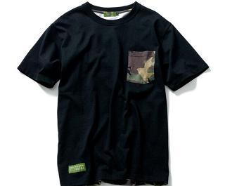 これがキャラT…だと?『機動戦士ガンダム』カモフラ柄Tシャツで夏のオシャレは完璧