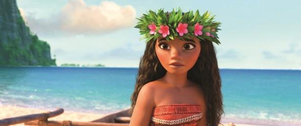 『モアナと伝説の海』は現在公開中