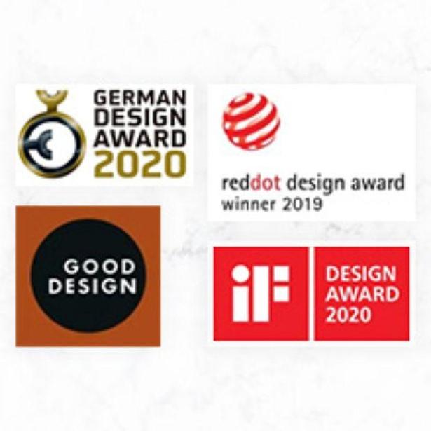 「オーラルB ClicFIT」はグッドデザイン賞2019など、さまざまなデザイン賞を世界中で受賞している