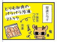 困ったときの「おかず貯金」!夕飯作りの「ついで」にできる冷凍ストック術を試してみた:人気ブロガー藤河るりさんが【やってみた】