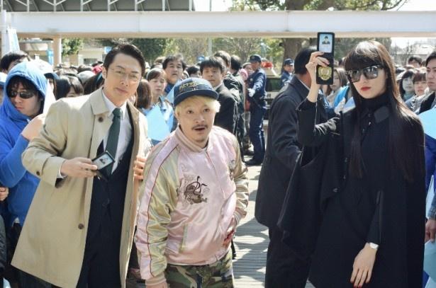 ヘタレ刑事土井を演じる和田聰宏が最終回の見どころを語る