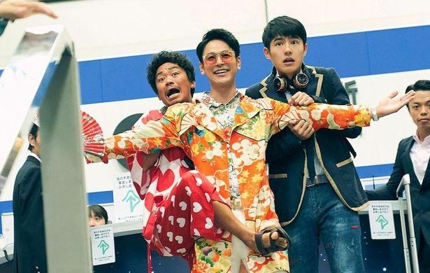 妻夫木聡が探偵を演じる『唐人街探偵 東京MISSION』
