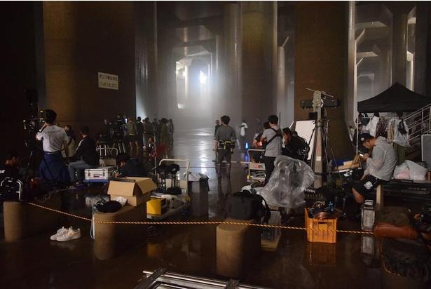 『唐人街探偵 東京MISSION』龍Q館での撮影メイキング