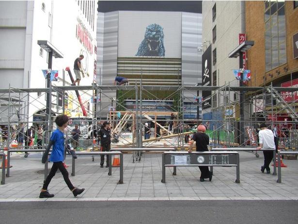 『唐人街探偵 東京MISSION』新宿歌舞伎町での撮影メイキング