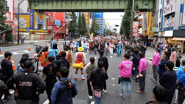 『唐人街探偵 東京MISSION』秋葉原での撮影メイキング