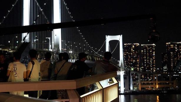 『唐人街探偵 東京MISSION』レインボーブリッジでの撮影メイキング