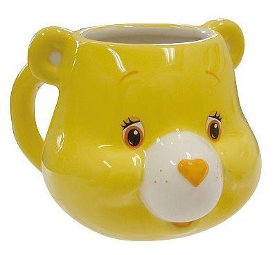 ケアベアがキュートなマグカップに!「ケアベア マグカップ ファンシャイン ベア」(1680円・約500ml)