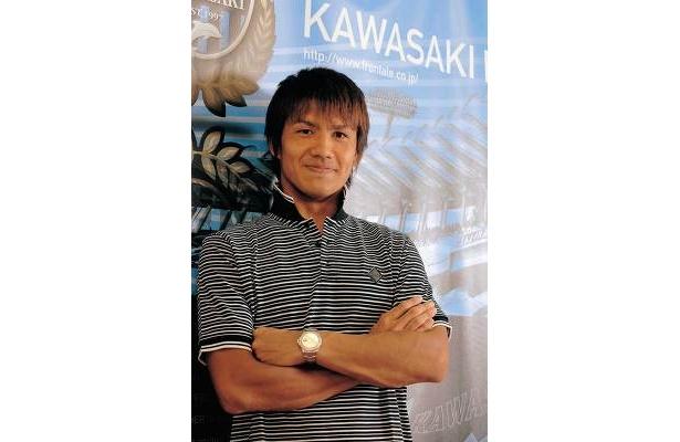 フィジカルが強く、自ら得点も! 川崎躍進を支える中盤の要、谷口選手です