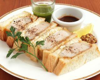 あべのハルカスに「カツサンドパーラーロマン亭」が復活オープン!完熟肉の揚げたてカツサンドをほお張ろう