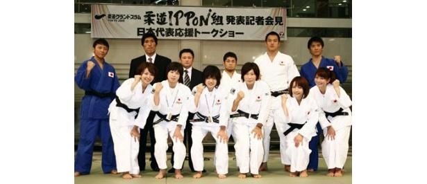 「強い日本の柔道を見せてくれると思います」と期待を寄せる大橋未歩アナら「柔道IPPON組」
