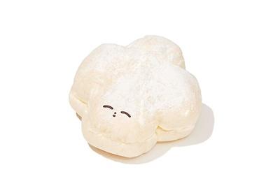 ダロワイヨの「ふくらむちゃんパン」(270円)は4月上旬発売予定