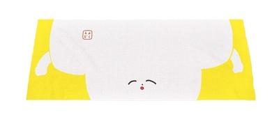 シェアードトーキョーの「てぬぐい ふくらむちゃん」(1188円)は見た目のインパクト大