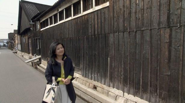 薬師丸ひろ子が小豆島の豊かな食材に感動