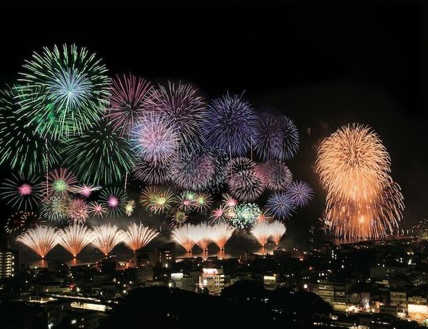 2021年の「按針祭」は?「夢花火」も合わせ19日間行われる伊東市の花火大会に注目!