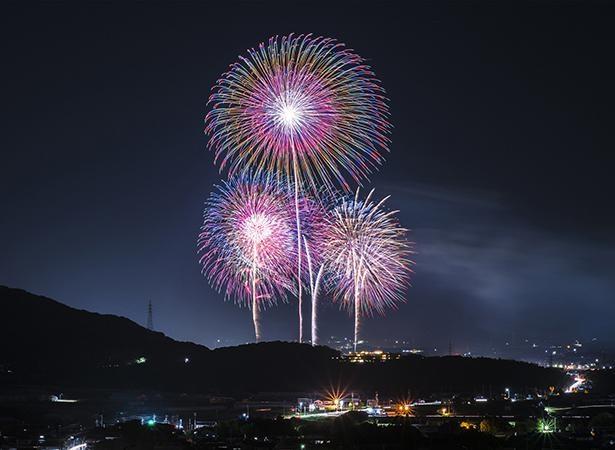 画像は花火大会のイメージ