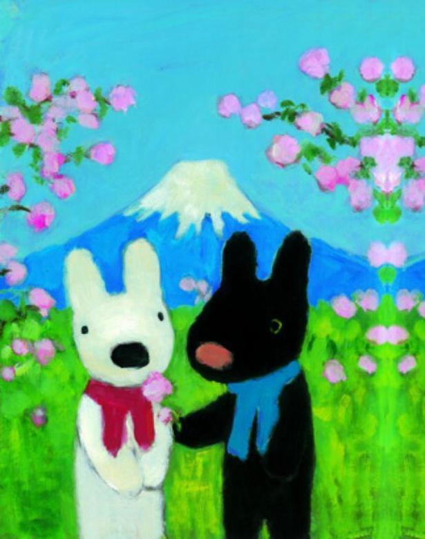 「リサとガスパールにほんへいく」では日本語にちんぷんかんぷんになる2人