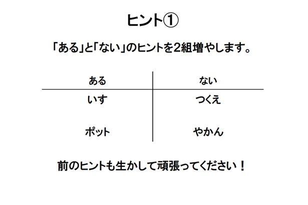 クイズ2/ヒント1