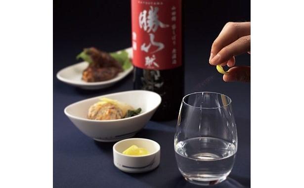 日本酒「勝山」