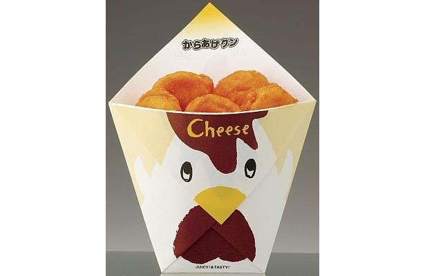 チーズ味ファンにはたまらない「からあげクン チーズ」